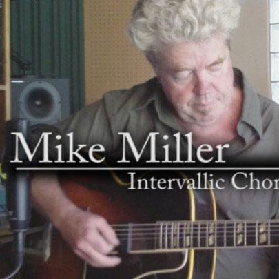 Mike Miller - Intervallic Chords