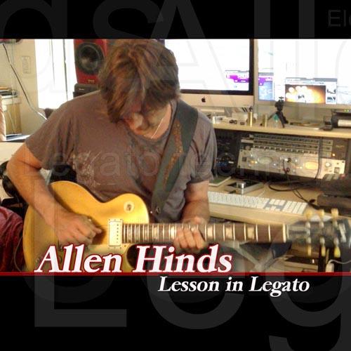 Allen Hinds - Lesson In Legato